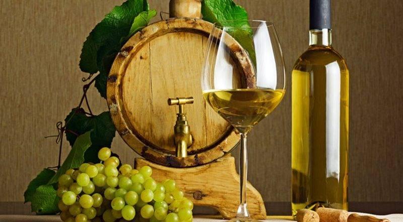 Белое вино из красного винограда