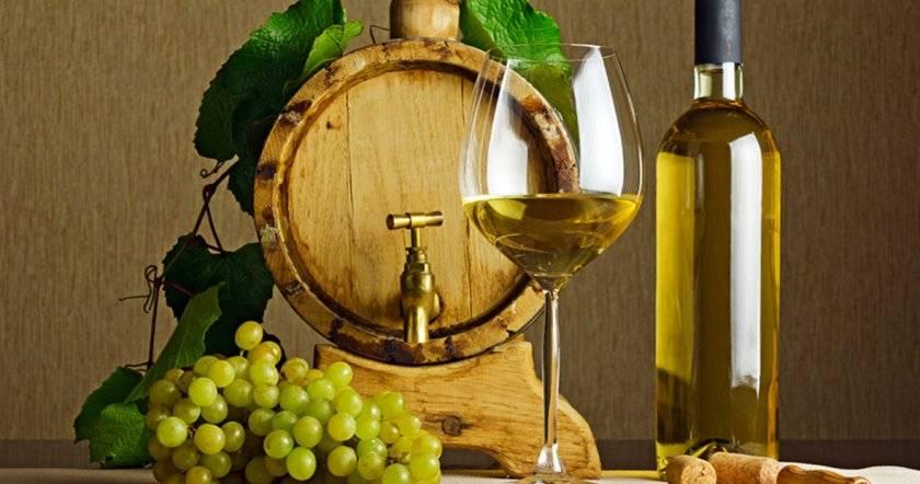 Домашнее полусладкое вино из винограда рецепты