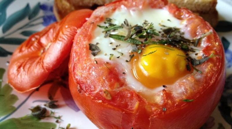 Фаршированные помидоры рецепт