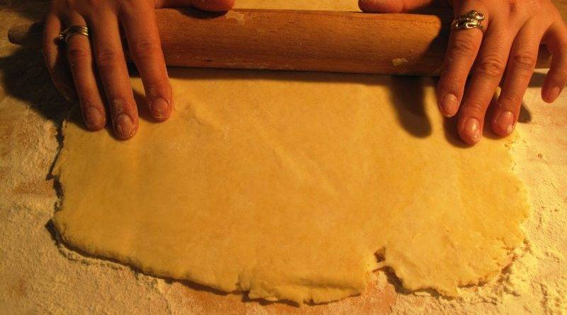 Тесто для закрытого пирога
