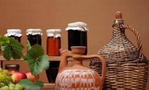 Как сделать вино из прокисшего варенья