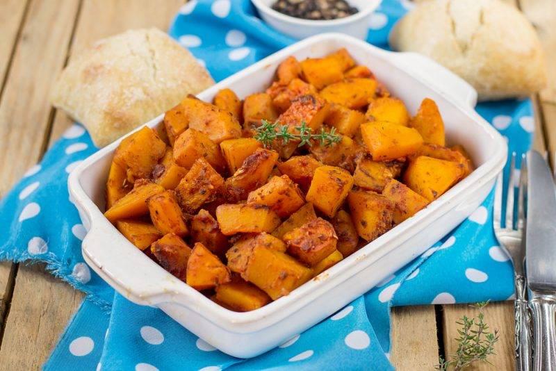 Кулинарные рецепты из тыквы с фото