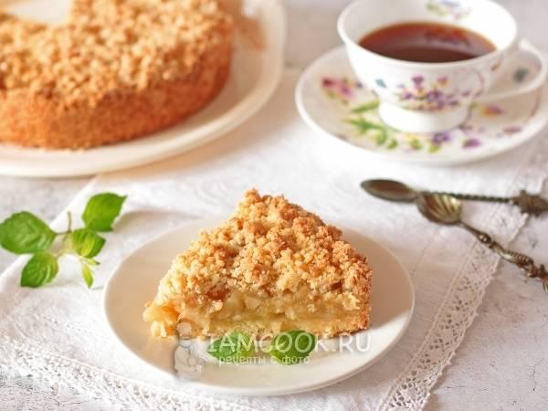 Пирог с подсолнечным маслом