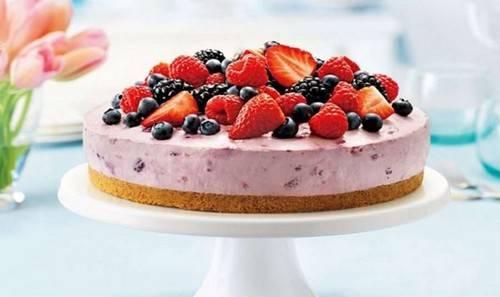 Что можно приготовить из замороженных ягод