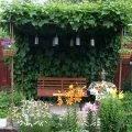 Решетка для винограда