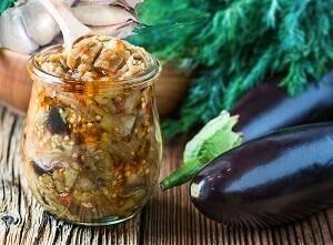 Баклажаны как грибочки рецепт