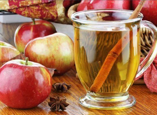 Как сделать яблочный сок в домашних условиях