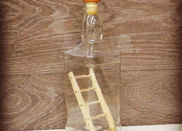 Что можно сделать из пивных бутылок