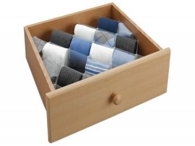 Как хранить капроновые колготки в шкафу