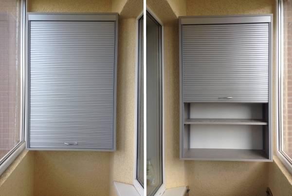Шкаф для лоджии или балкона
