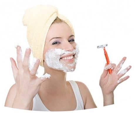 Что делать с усами