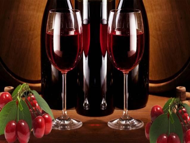 Вино из варенья без дрожжей