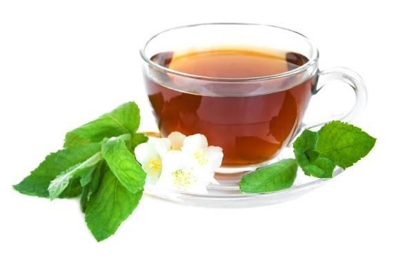 Польза травяных чаев