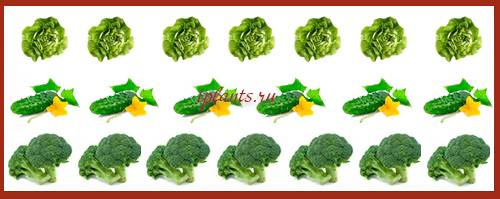 Смешанные посадки овощей на грядке примеры