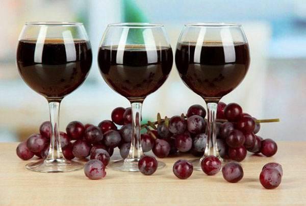 Рецепт вина из винограда в домашних условиях