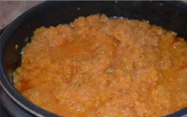 Блюда из кабачковой икры с фото