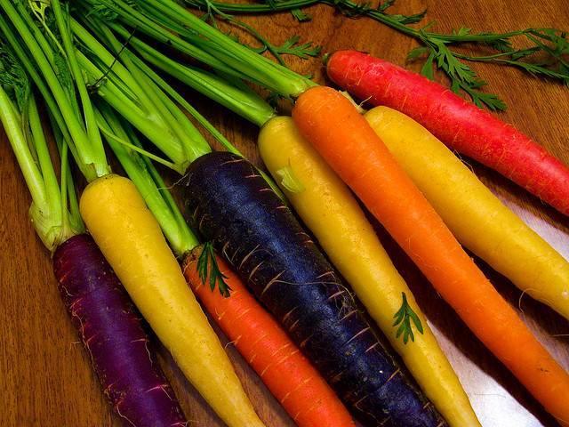 Цветная морковь — Сад и огород