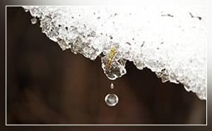 Можно ли пить талый снег