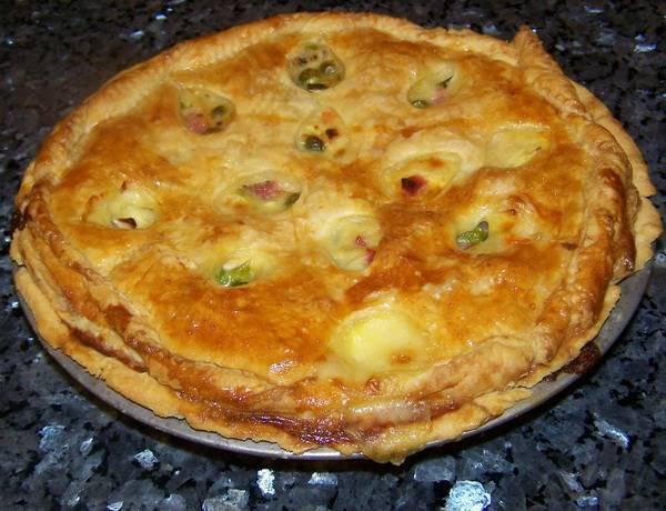 Пирог на сливочном масле рецепт