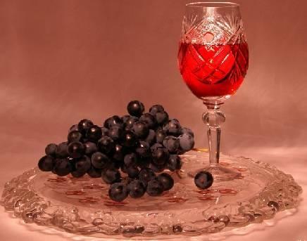 Вино на спирту в домашних условиях
