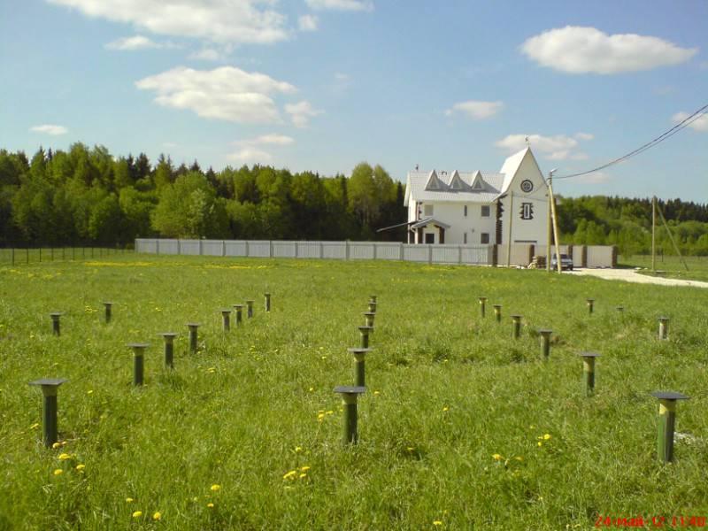 Канадская технология строительства каркасных домов