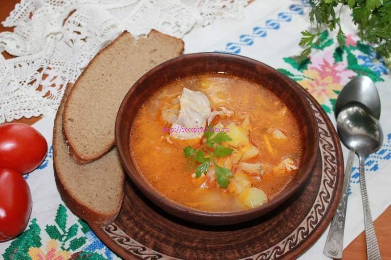 Как сварить суп с капустой и картошкой