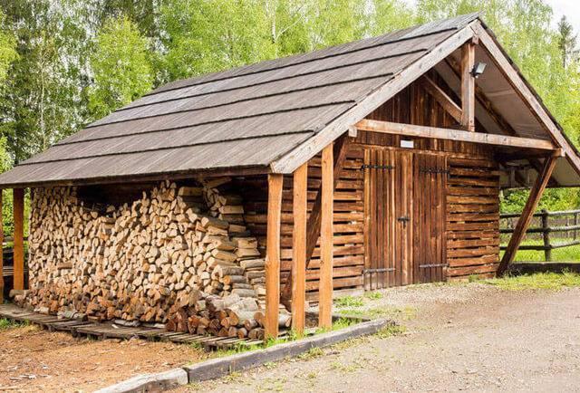 Какие дрова лучше для печки