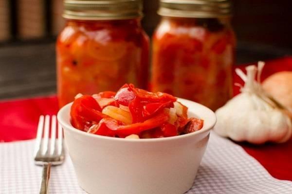 Перец маринованный на зиму рецепты с фото