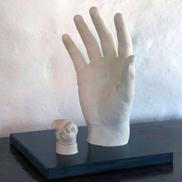 Как делать скульптуры из гипса