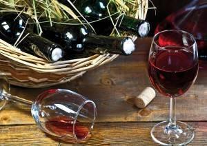 Рецепт сухого вина из винограда