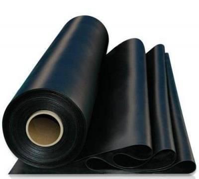 Черный укрывной материал применение