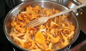Как варить грибы перед жаркой