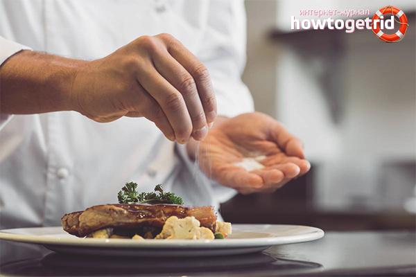 Как исправить пересоленное жареное мясо