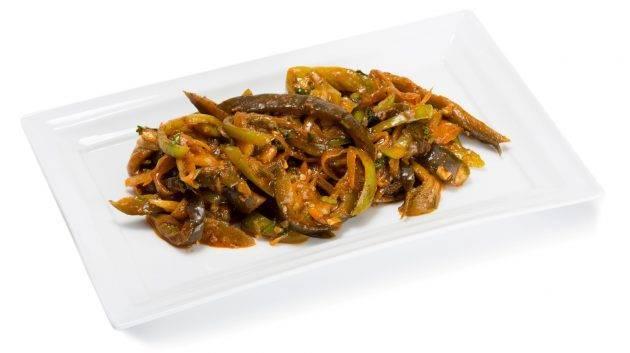 Кулинария баклажаны