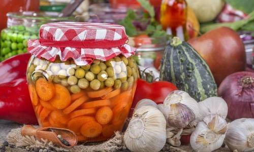 Морковный салат на зиму рецепты