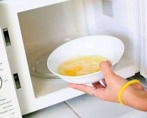 Как готовится яичница