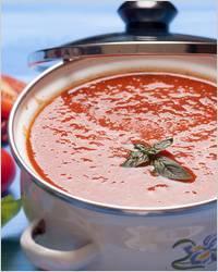 Острый соус из помидоров