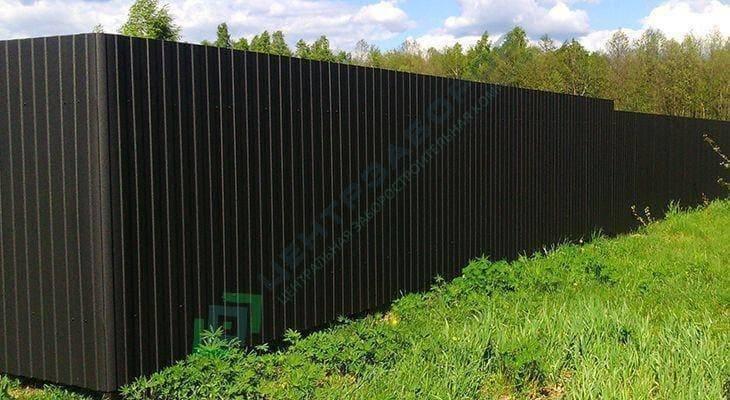 Какой высоты можно ставить забор между соседями