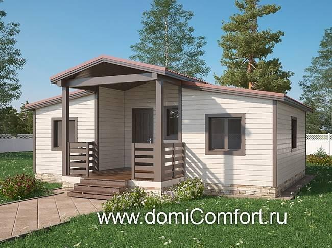 Гостевой домик на даче проекты фото
