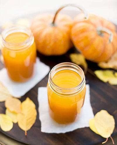 Приготовление яблочного сока в домашних условиях