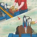 Как правильно колоть дрова топором