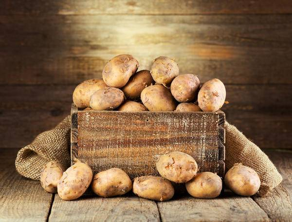 Тара для хранения картофеля