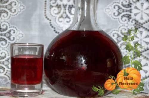 Как сделать вино из вишневого варенья