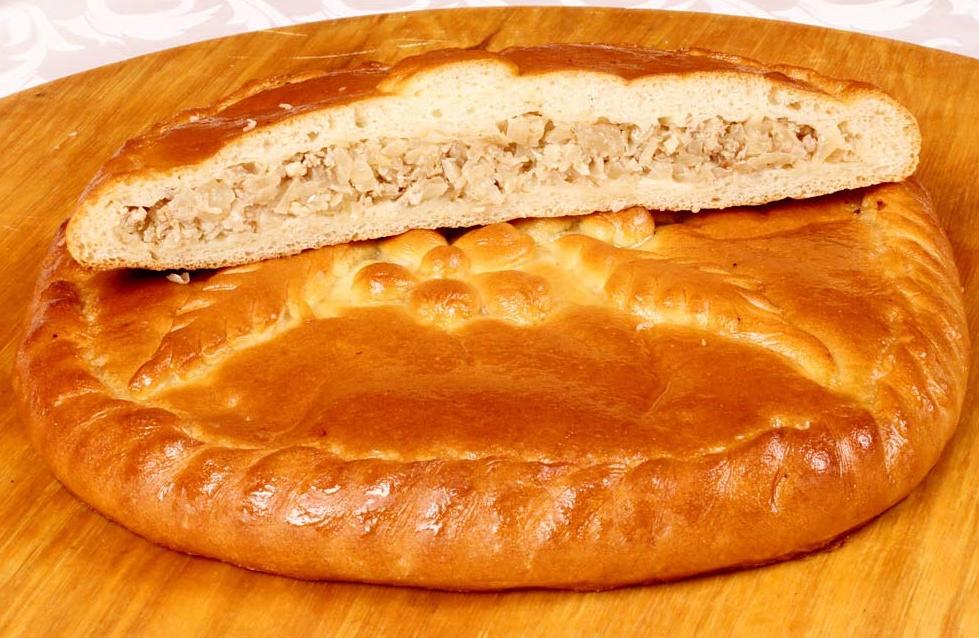 Тесто для пирожков со сливочным маслом