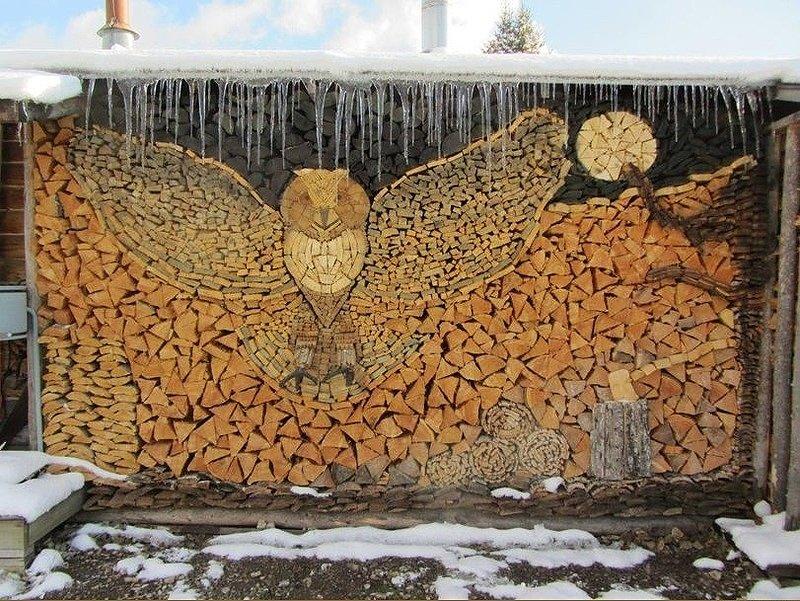 Какие дрова лучше колоть сухие или сырые