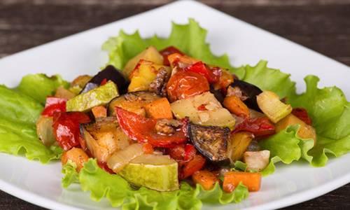 Блюда из баклажанов рецепты быстро