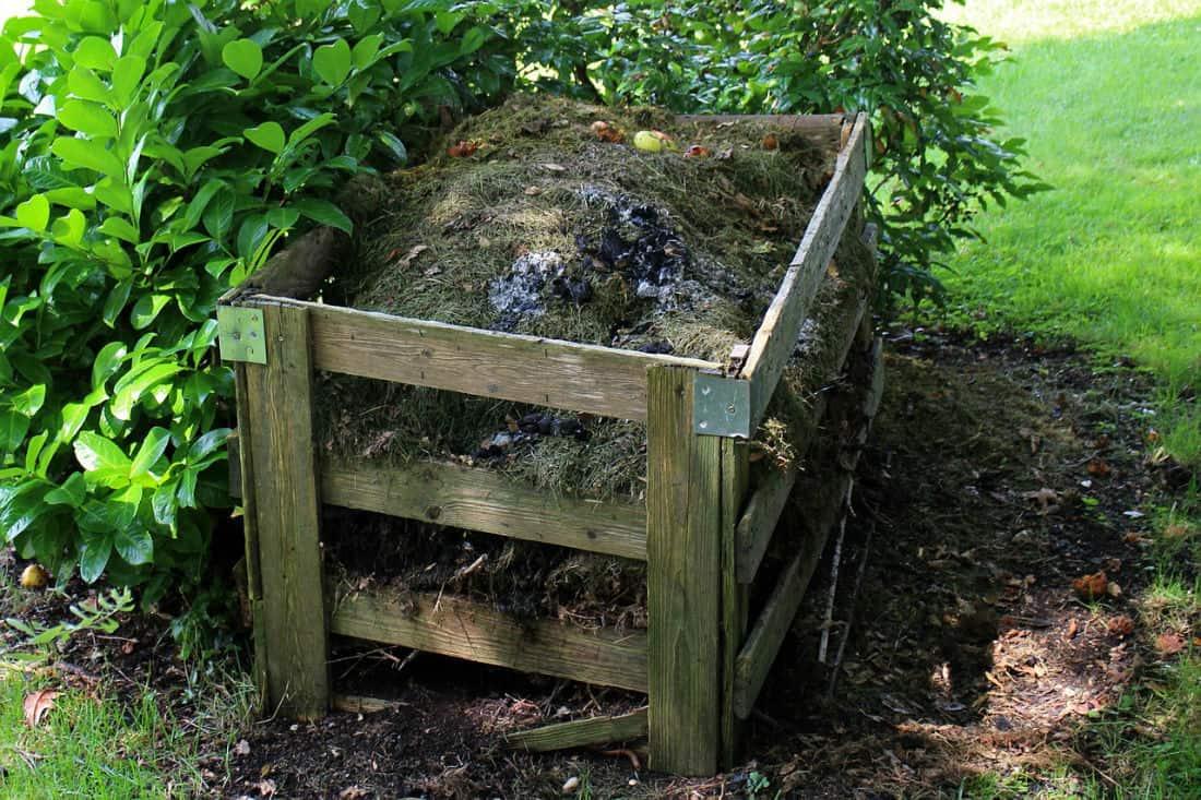 Как ускорить созревание компоста на даче