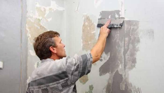 Как гасить известь для побелки стен