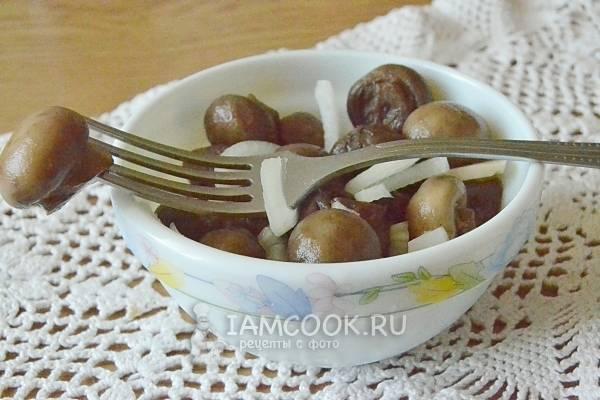 Маринад грибов рецепт