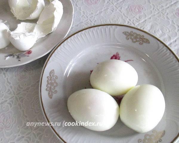 Как быстро сварить яйца